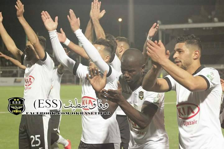 Algerian side ES Setif vow to 'rob' Aduana Stars in CAF Champions League return leg clash next week