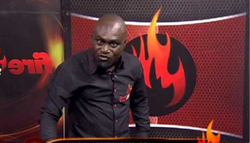 Controversial presenter Countryman Songo SACKED by Asempa FM?