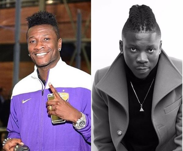 Ghanaian musicians scrambling to have Asamoah Gyan on their labels for global attention