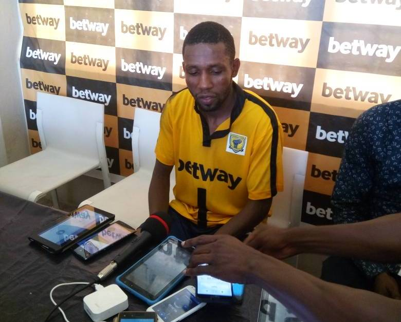 Joshua Tijani: AshantiGold captain excited with winning start