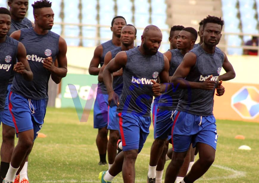 Liberty Professionals midfielder Aikins Baffour confident of victory against Medeama SC