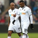 Swansea eager to offload Ayew brothers Andre and Jordan this summer