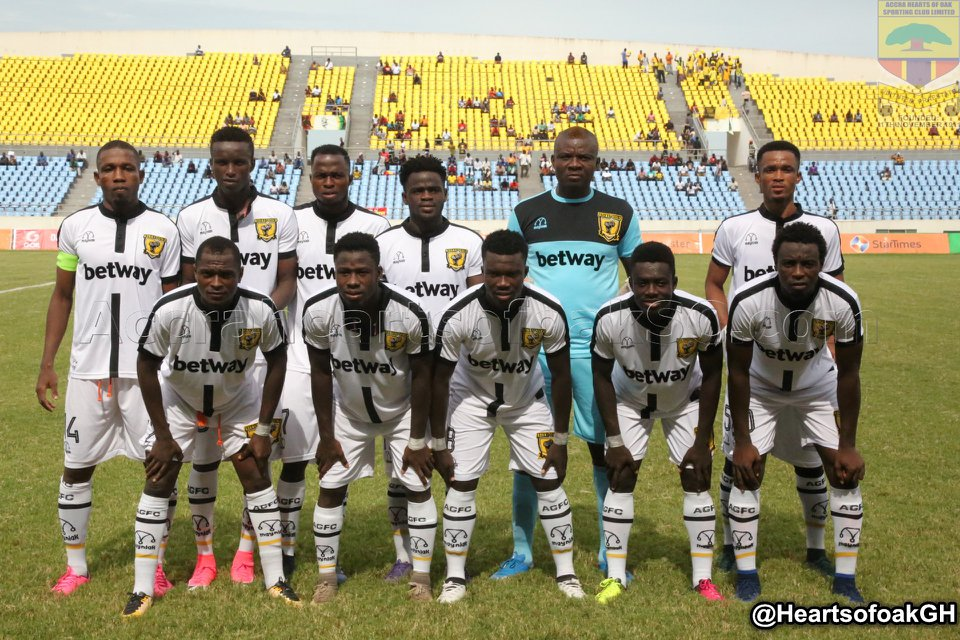 AshantiGold CEO Frederick Acheampong insists winning the league not their prime target