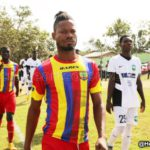 VIDEO: Fit-again Benjamin Agyare resumes Hearts of Oak training