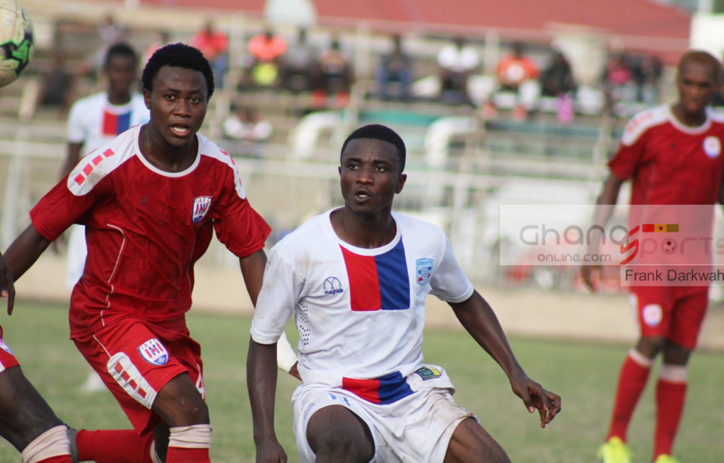VIDEO: Liberty Professionals youngster Brite Andoh talks up his quality ahead of must-win Inter Allies clash