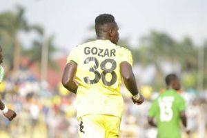 AshantiGold marksman Daniel Gozar eyes Ghana league goal king gong