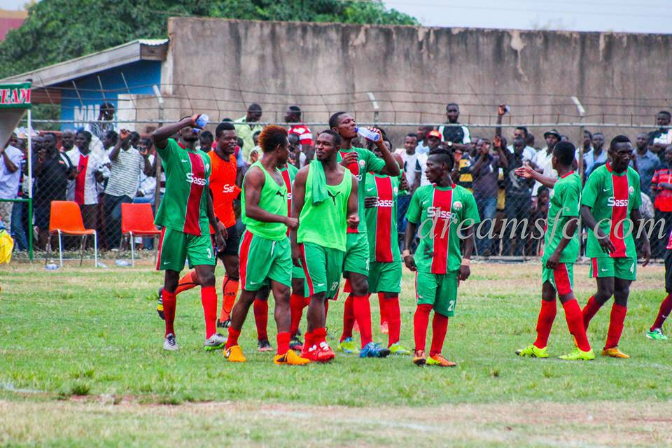 Match Report: Eleven Wonders 3-1 Bechem United- Abdul Wahab the hero as Wonders thump sorry Hunters