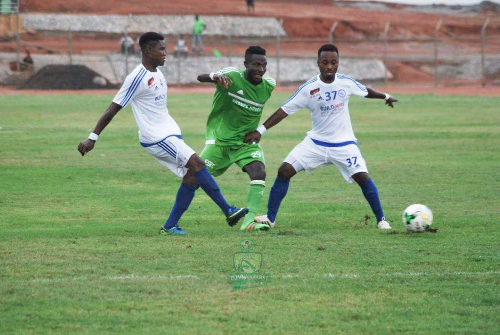 Elmina Sharks move on from disappointing Aduana Stars draw; set sights on first league win against Chelsea