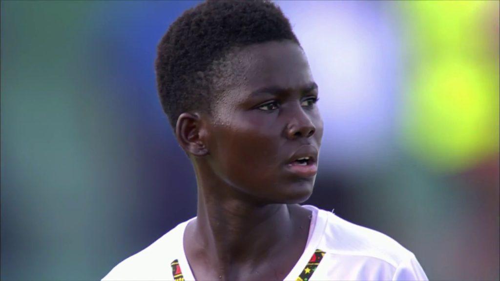 Black Princesses midfielder Ernestina Abambila feels positive ahead of 2018 Women's World Cup