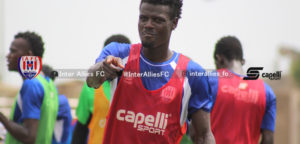 Hashmin Yakubu feels honoured after being named new Inter Allies captain
