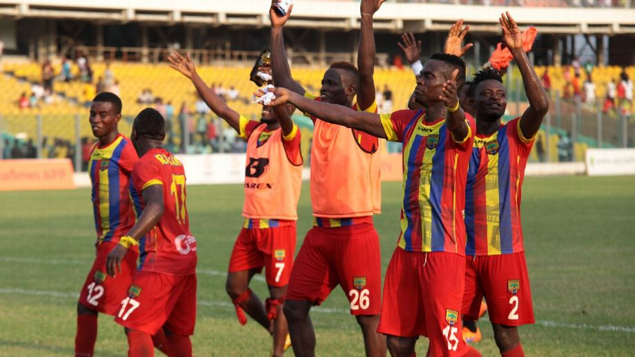 Hearts of Oak-AshantiGold clash at Cape Coast rescheduled to Saturday