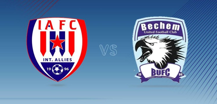 Inter Allies in tough league opener against Bechem, Kenichi attraction