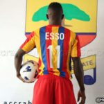 Hearts of Oak new boy Joseph Esso happy to return 'home' to play for Phobia