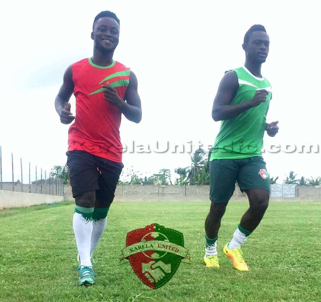 Karela FC boosted by Emmanuel Osei Baffour and Alhaji Sannie availability for Eleven Wonders clash