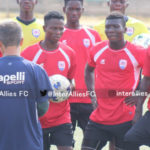 Kenichi urges Inter Allies to maintain momentum ahead of Kotoko clash