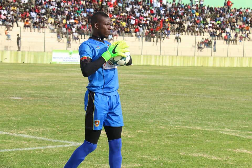 Goalkeeper Kingsley Kissi named MOTM in Desportivo Huila win over Onze Bravo SC