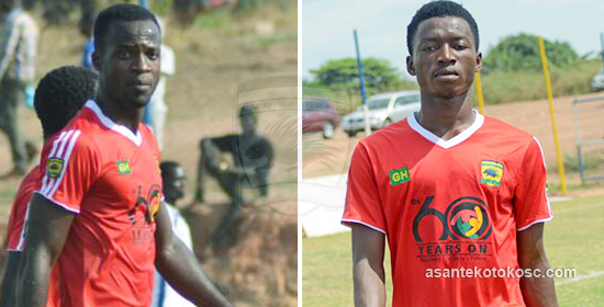 Asante Kotoko confirm making three signings on deadline day