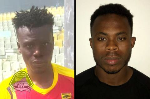 TP Mazembe agree double swoop for Ghanaian midfielders Darmang and Abass