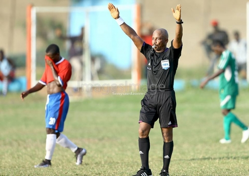 GFA Disciplinary Committee hands Referee Reginald Lathbridge lifetime ban