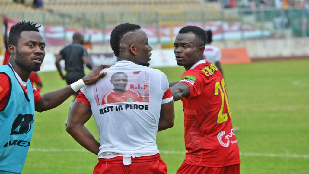 Asante Kotoko coach Samuel Fabin lifts lid on absence of Saddick Adams and Eric Donkor