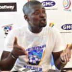 Medeama SC coach Samuel Boadu plays down GPL title hopes