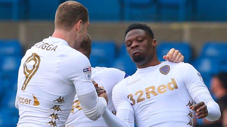Caleb Ekuban nets Leeds United\'s fastest goal of the season