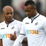 Ayew brothers to miss Swansea's FA Cup tie with Tottenham