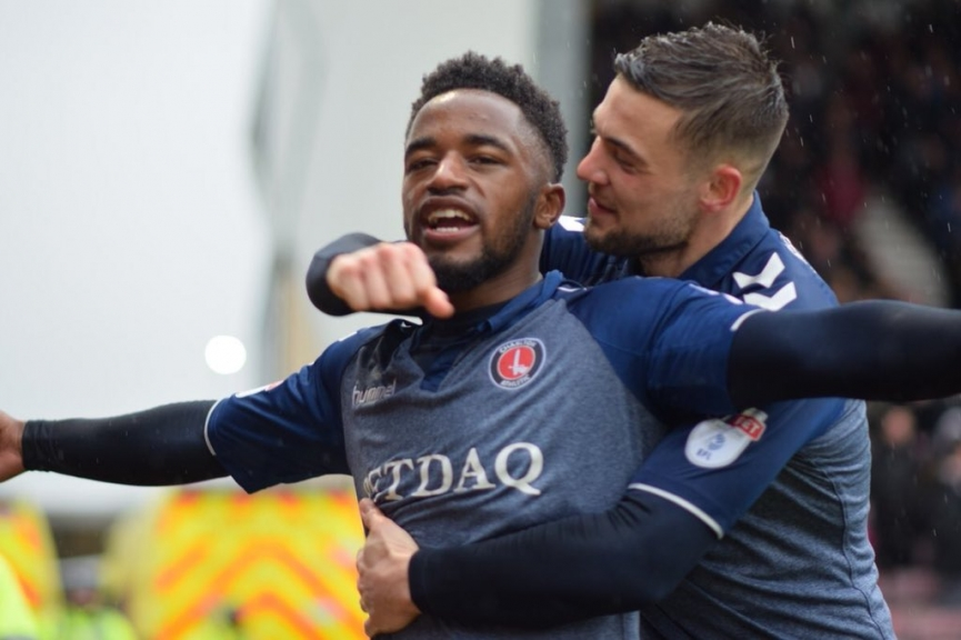 Ghanaian striker Tarique Fosu hits brace for Charlton Athletic in heavy win over Northampton Town