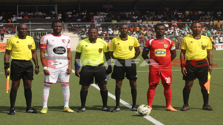 VIDEO: Watch highlights of WAFA SC's 1-1 draw with Asante Kotoko