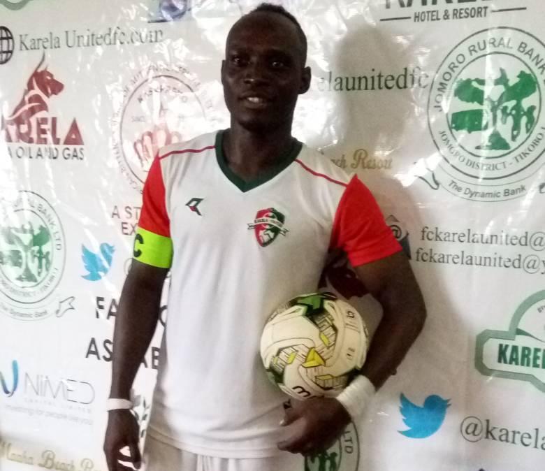 Karela United FC hat-trick hero William Opoku Mensah: My remarkable feat in my football career