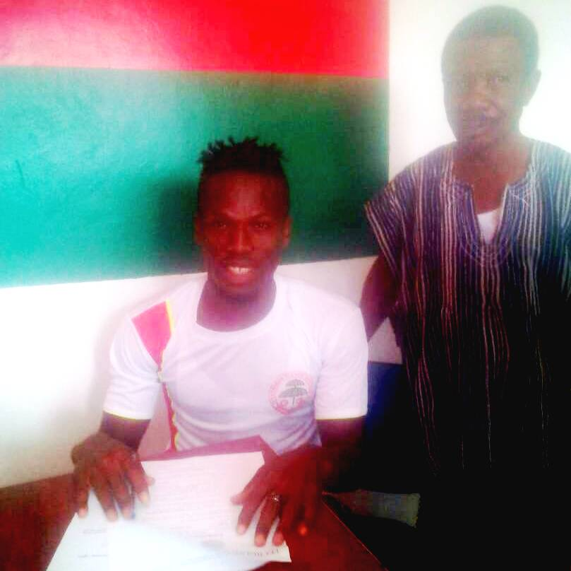 Techiman Eleven Wonders snap up former Inter Allies striker Abdul Fatawu Safiu on a free transfer