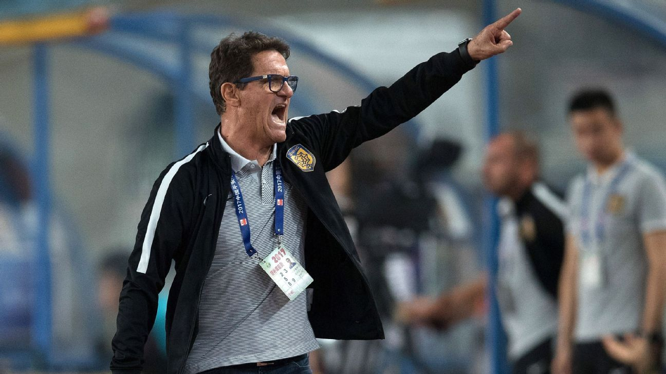 Fabio Capello - a professional with a character