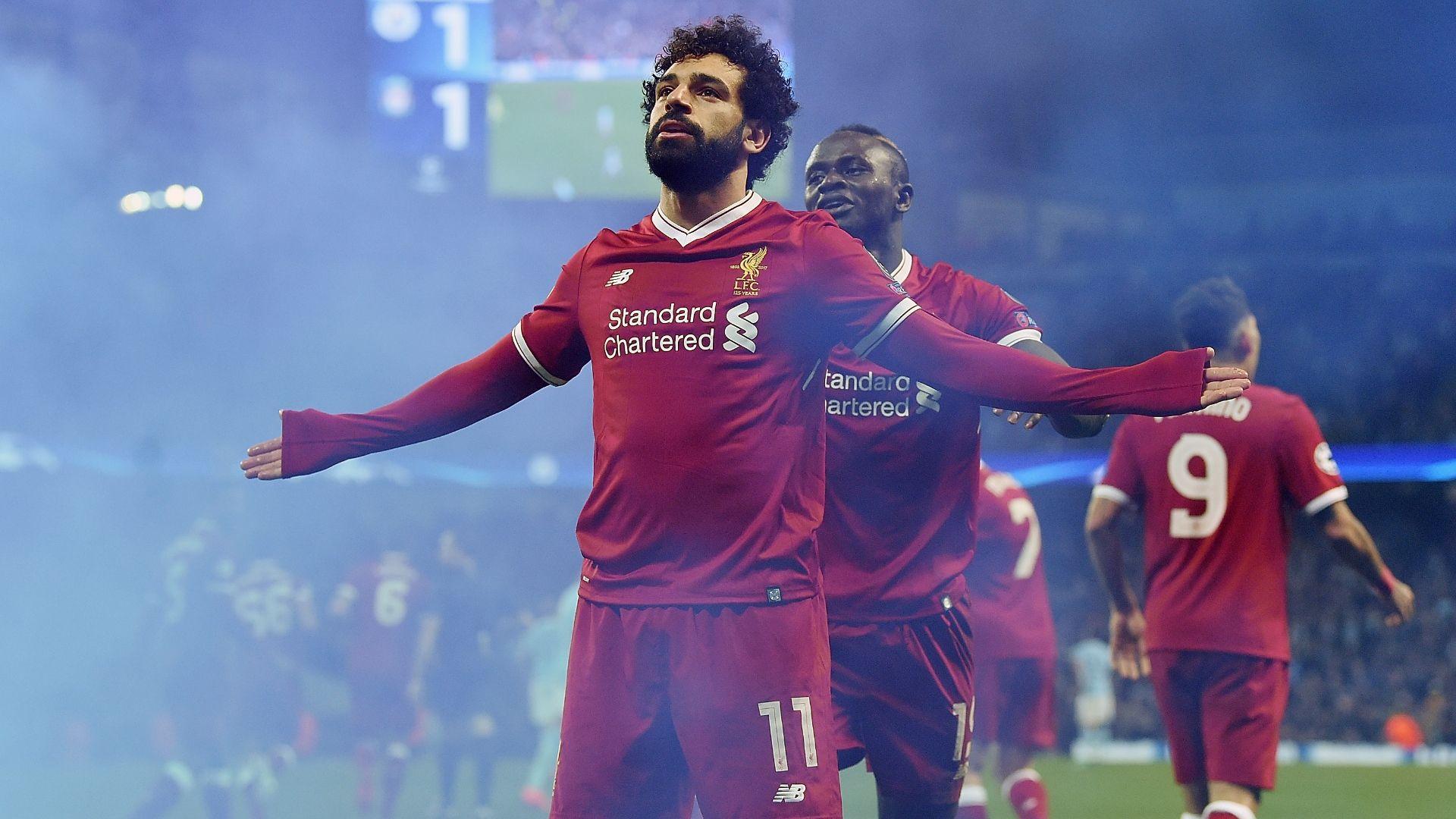 Salah, Firmino Make History With Goals Vs. City