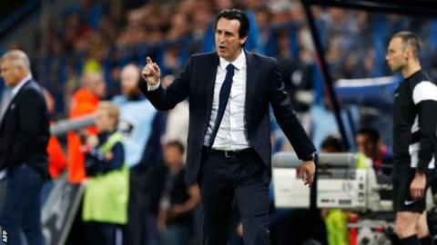 Unai Emery: PSG boss still focused on club amid Real Sociedad speculation