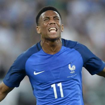 ARSENAL deeming MARTIAL as a possible target