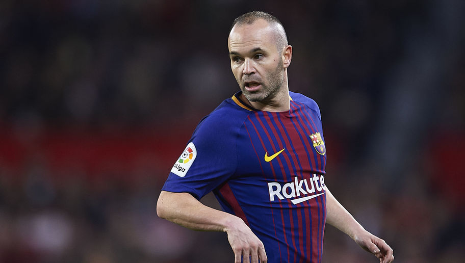 Report Claims to Identify Chinese Club Andres Iniesta Is Set to Join After 16 Years at Barcelona