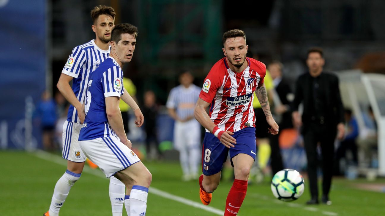 Saul, Stefan Savic 4/10 as Atletico slump to blowout defeat at Real Sociedad