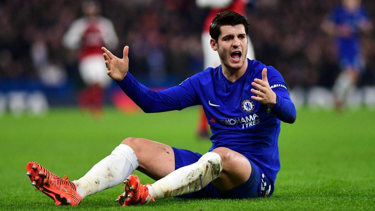 Tottenham's curious relationship with FA Cup, Morata needs a goal, Liverpool's revenge