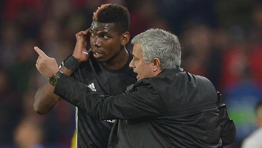 Pogba & Mourinho at Breaking Point As Saga Draws Comparisons With Infamous Beckham-Fergie Spat
