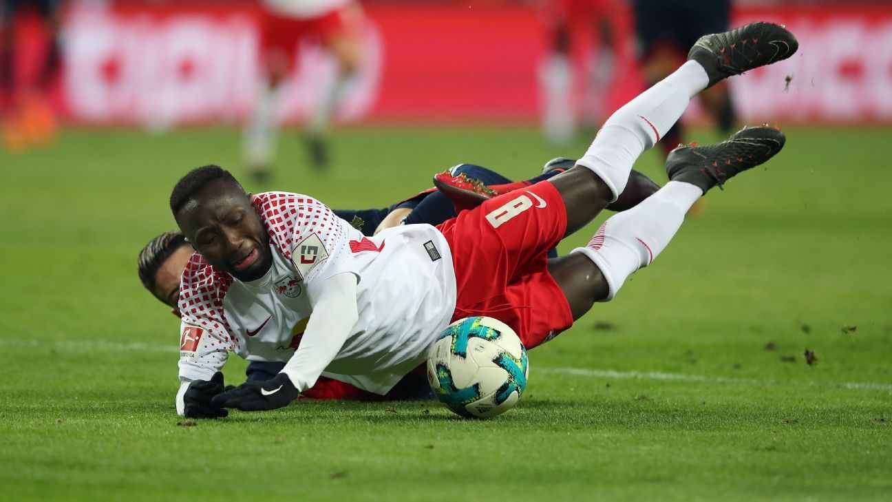 RB Leipzig's Naby Keita set to miss crucial game in Champions League race
