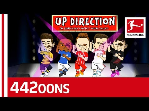Up Direction - Breakthrough of the Bundesliga Boy Band - Powered by 442oons