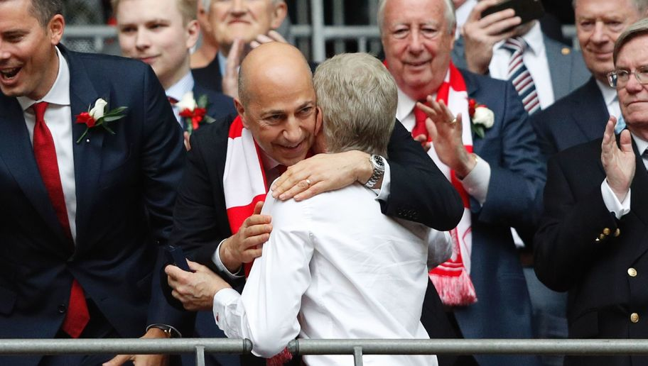 Gunners CEO Ivan Gazidis Admits Arsenal Are Yet to Discuss Heir to 'Irreplaceable' Arsene Wenger