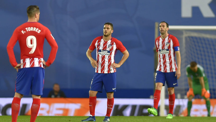 Atletico Madrid Boss Diego Simeone Praises 'Great' Real Sociedad As Poor Away Form Continues