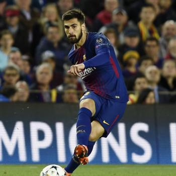 TOTTENHAM working their lead out on André GOMES