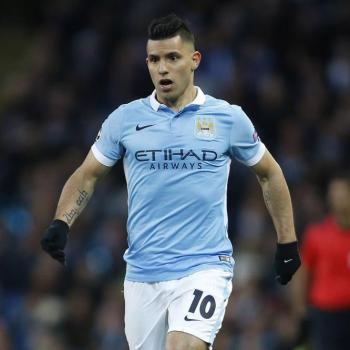 MAN. CITY star AGUERO\'s dad: \