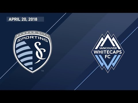 HIGHLIGHTS: Sporting Kansas City vs. Vancouver Whitecaps | April 20, 2018