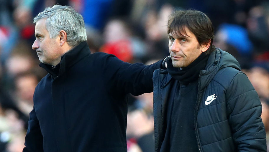 Antonio Conte Fires Shots at Mourinho & Claims His 100-Game Record at Chelsea Is 'More Impressive'
