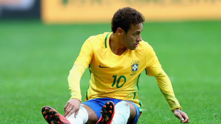 Neymar: I'll arrive at World Cup in good shape