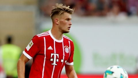 Who is Bayern Munich debutant Lukas Mai?  bundesliga.com trains its microscope on Bayern's first player born in the 2000s... vor 2 Stunden