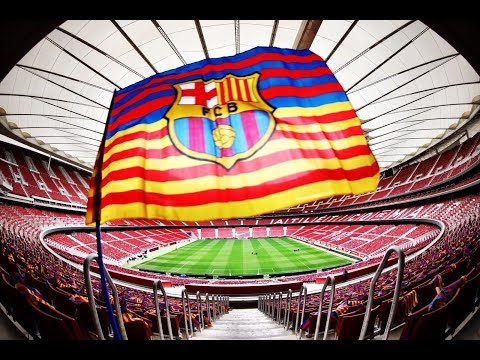#CopaBarça: Fan Zone show